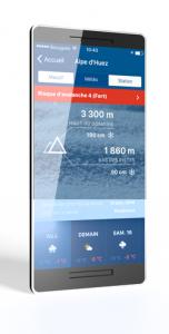 Meteo Ski App