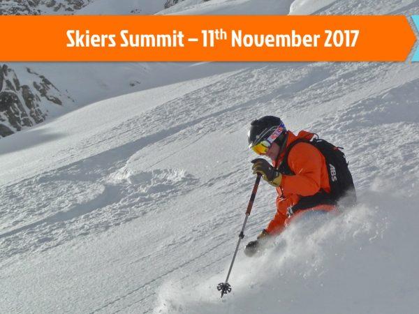 Skiers Summit Henry's Avalanche Talk