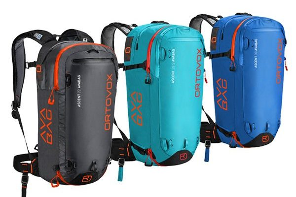 ORTOVOX ASCENT AVABAG backpack
