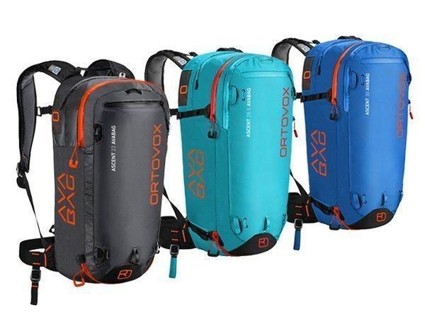 c5e64a3eaf3f Ultra-light ORTOVOX ASCENT backpack. Great for ski touring - HAT