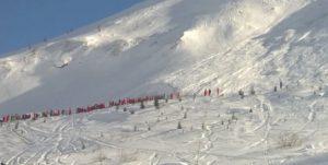 Fatal Avalanche in Tignes