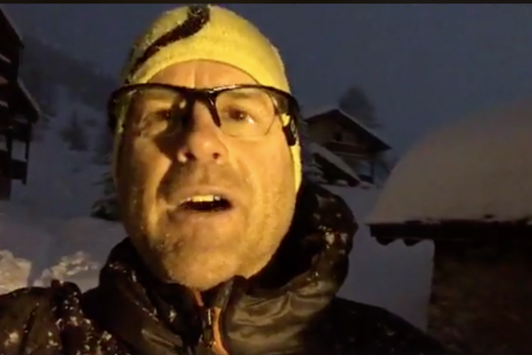 Henry Schniewind snow update and report