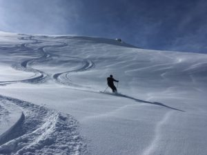 Off Piste Snow report & Weather