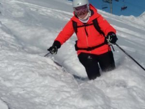 Off Piste Snow and Weather report