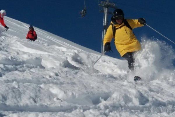 Off Piste Weather & Snow Report